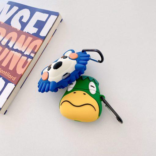Animal Crossing 'Kapp'n' Premium AirPods Pro Case Shock Proof Cover