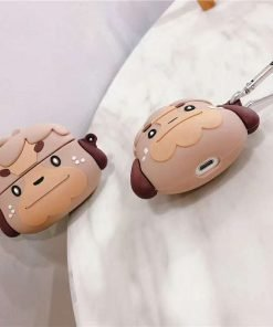 Animal Crossing 'Digby' Premium AirPods Case Shock Proof Cover