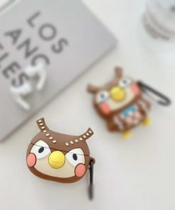 Animal Crossing 'Blathers' Premium AirPods Pro Case Shock Proof Cover