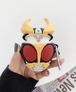 Japanese Masked | Kamen Rider Premium AirPods Case Shock Proof Cover