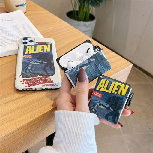Aliens AirPods Pro Case Shock Proof Cover