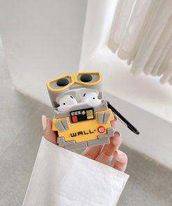 Disney 'WALL-E' Premium AirPods Case Shock Proof Cover