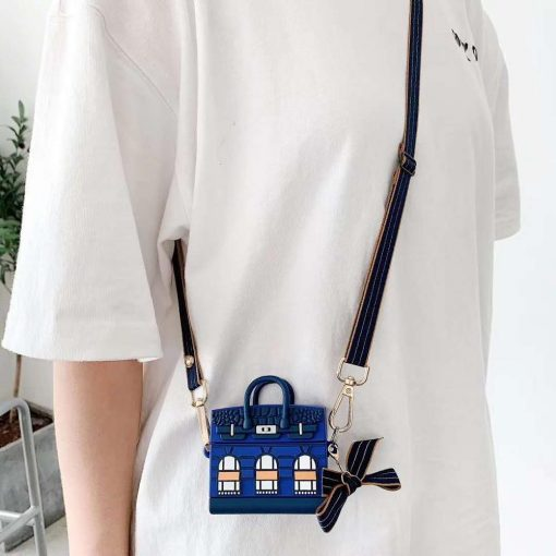 House Handbag Premium AirPods Case Shock Proof Cover