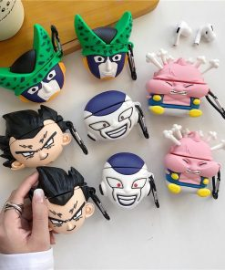 Dragon Ball Z 'Majin Buu | Fat Buu' Premium AirPods Pro Case Shock Proof Cover