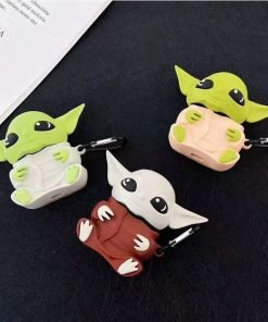 Baby Yoda Premium AirPods Pro Case Shock Proof Cover