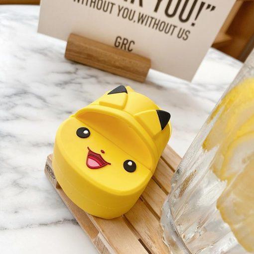 Pokemon 'Pikachu | Flip Flop' Premium AirPods Case Shock Proof Cover