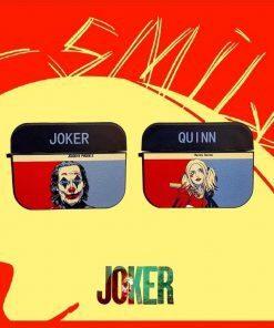 Joker ' Hope | Harley Quinn | Modular' AirPods Pro Case Shock Proof Cover