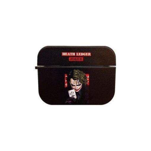 Joker 'Heath Ledger   Modular' AirPods Pro Case Shock Proof Cover