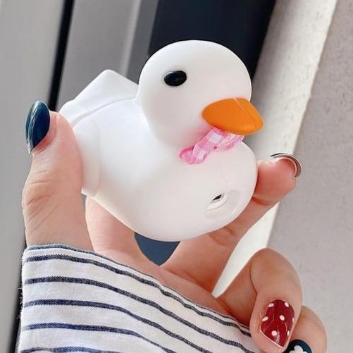 Duck 'Bowtie' Premium AirPods Pro Case Shock Proof Cover