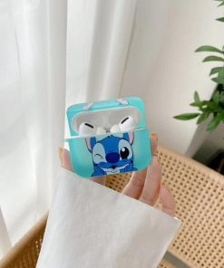 Lilo and Stitch 'Fluorescent' AirPods Pro Case Shock Proof Cover