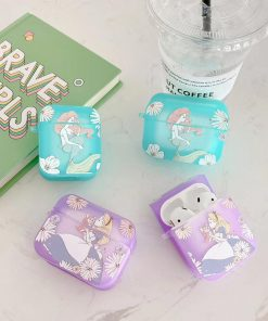 The Little Mermaid 'Fluorescent' AirPods Pro Case Shock Proof Cover