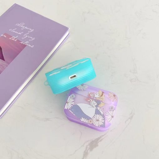 The Little Mermaid 'Fluorescent' AirPods Case Shock Proof Cover