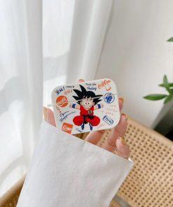 Dragon Ball Z 'Son Goku' AirPods Pro Case Shock Proof Cover