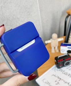 Retro Boom Box Cassette Player Premium AirPods Pro Case Shock Proof Cover