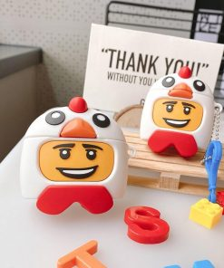 Lego Man 'Chicken' Premium AirPods Pro Case Shock Proof Cover