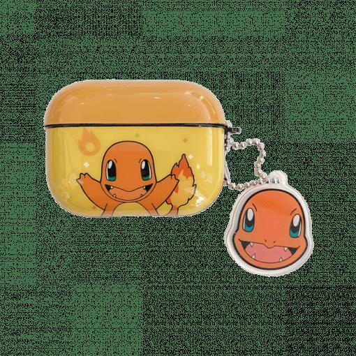 Pokemon 'Pikachu   Charmander   2.0' AirPods Pro Case Shock Proof Cover