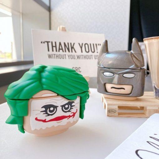 Lego 'Lego Joker' Premium AirPods Case Shock Proof Cover