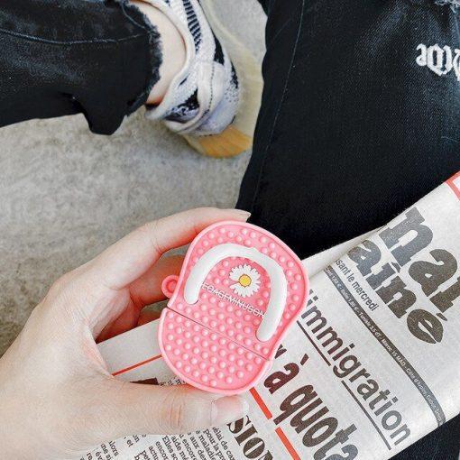 Fragment Daisy 'Flip Flop' Premium AirPods Case Shock Proof Cover