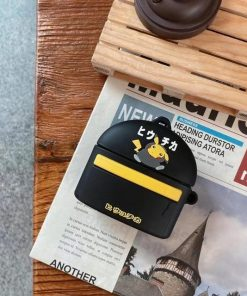 Pokemon 'Japanese Pikachu Backpack' Premium AirPods Pro Case Shock Proof Cover