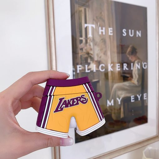 Basketball 'Lakers | Shorts' Premium AirPods Pro Case Shock Proof Cover