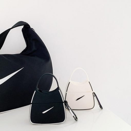 Luxury Sport Bag Premium AirPods Case Shock Proof Cover