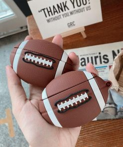 Football Premium AirPods Pro Case Shock Proof Cover