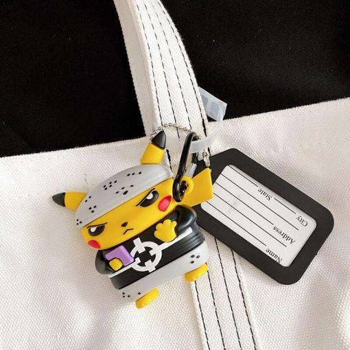 Pokemon 'Pikachu | Ninja' Premium AirPods Case Shock Proof Cover