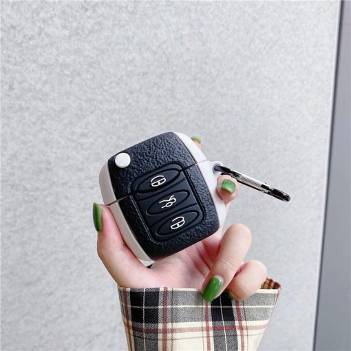 Car Key FOB Premium AirPods Case Shock Proof Cover