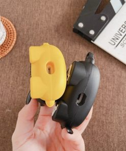 Italy All-Joint Rabbit Premium AirPods Case Shock Proof Cover