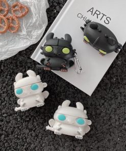 How to Train Your Dragon 'F U N K O' Premium AirPods Case Shock Proof Cover