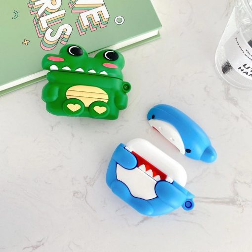 Biting Shark Premium AirPods Pro Case Shock Proof Cover