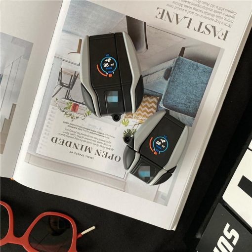 BMW 'I8 | Key Fob' Premium AirPods Case Shock Proof Cover