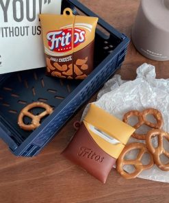 Fritos Premium AirPods Case Shock Proof Cover