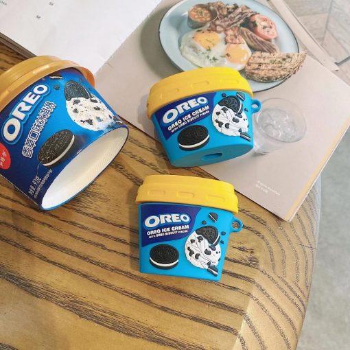 Oreo Ice Cream Premium AirPods Pro Case Shock Proof Cover