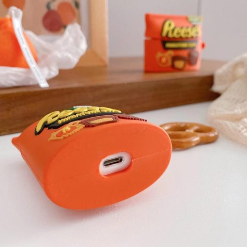 Reese's Mini Peanut Butter Cups Premium AirPods Pro Case Shock Proof Cover
