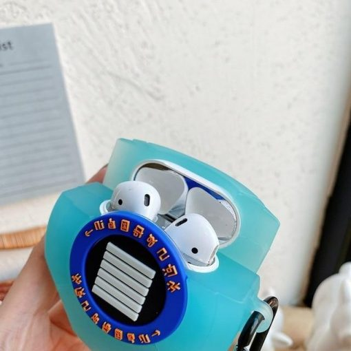 Digimon 'Digivice   Japanese' Premium AirPods Case Shock Proof Cover