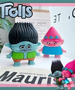 Trolls 'Branch' Premium AirPods Case Shock Proof Cover
