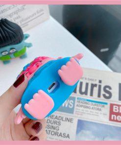 Trolls 'Poppy' Premium AirPods Pro Case Shock Proof Cover