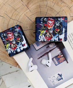 Super Mario Bros 'Mario Kart   Modular' AirPods Case Shock Proof Cover