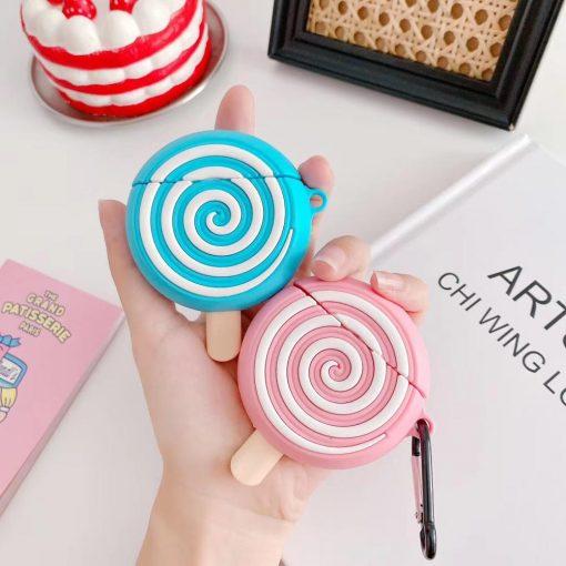 Cute Lollipop Premium AirPods Pro Case Shock Proof Cover