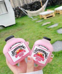 Bundaberg Sparkling Soda Premium AirPods Pro Case Shock Proof Cover