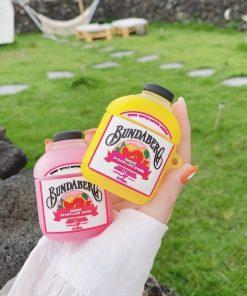 Bundaberg Sparkling Soda Premium AirPods Case Shock Proof Cover