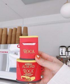 Almond Roca Premium AirPods Case Shock Proof Cover
