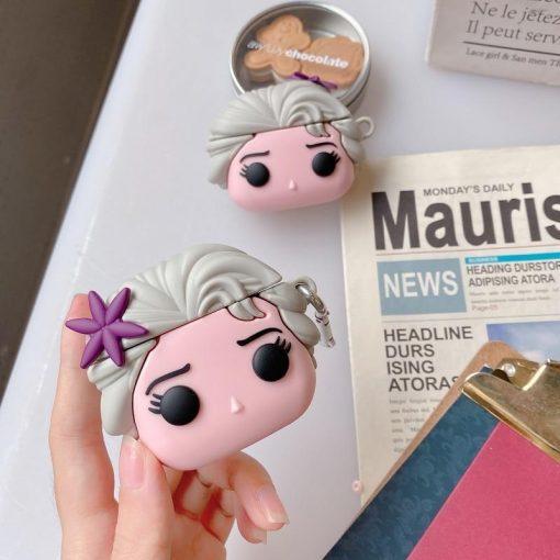 Frozen 'Elsa' Premium AirPods Pro Case Shock Proof Cover