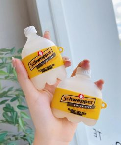 Schweppes Tonic Water Premium AirPods Pro Case Shock Proof Cover