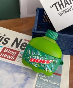 Mountain Dew Premium AirPods Pro Case Shock Proof Cover