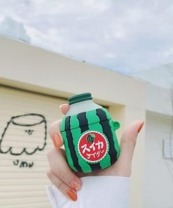 Japanese Watermelon Soda Premium AirPods Pro Case Shock Proof Cover