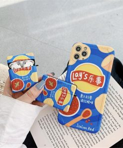Japanese Lay's Chips 'Modular' AirPods Case Shock Proof Cover