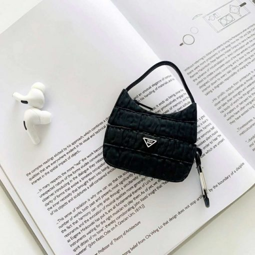 Classic Fashion Bag Premium AirPods Case Shock Proof Cover