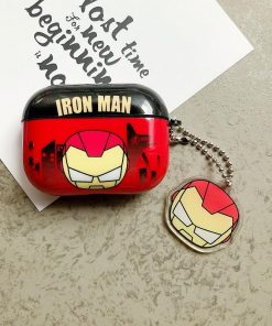 Iron Man 'Kid | 2.0' AirPods Pro Case Shock Proof Cover